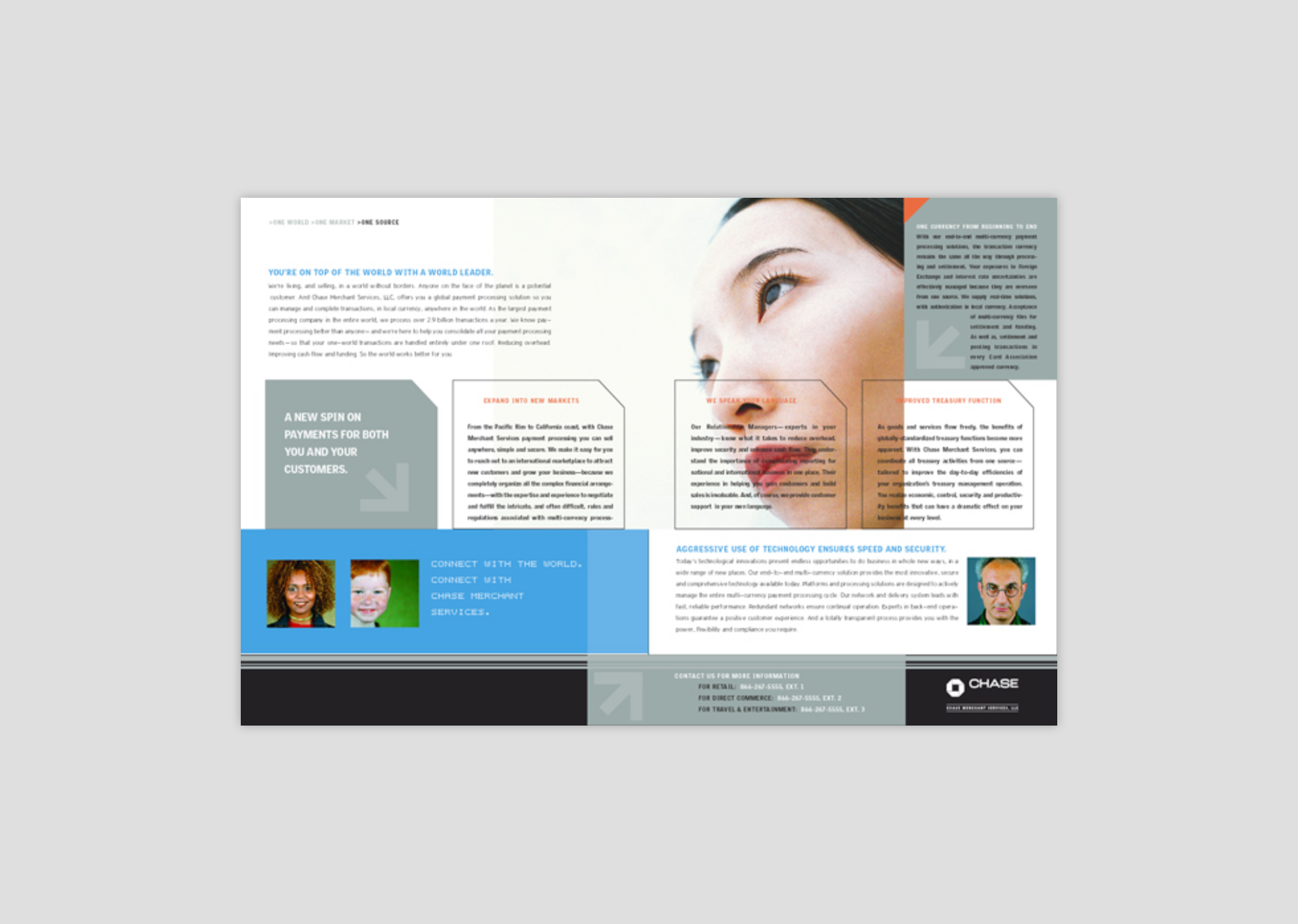 Chase Bank – JEMC Labs